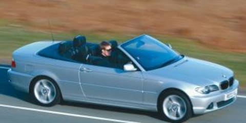 2004 BMW 325Ci review Review