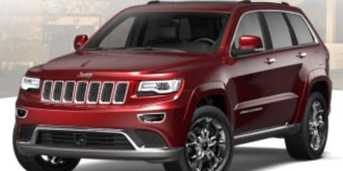 2017 Jeep Grand Cherokee Laredo (4x2) review Review