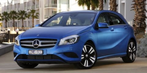 Mercedes-Benz A-Class waiting list continues