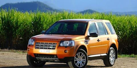 Land Rover Freelander 2 Review