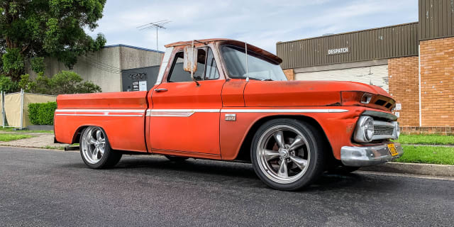 Project Cars: 1966 Chevrolet C10 Pickup