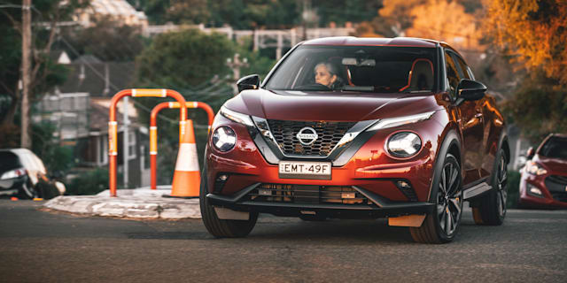 2021 Nissan Juke Ti Energy Orange review