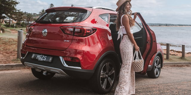 MG wants your car photos (for a good cause)