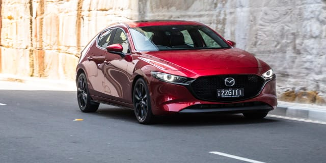 Turbo Mazda 3 outputs: 170kW/420Nm hatch confirmed