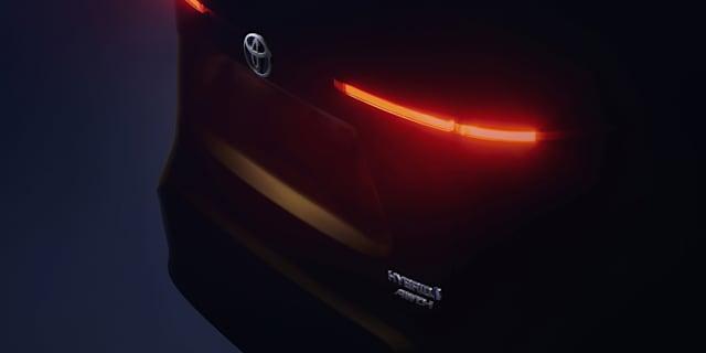 Toyota: Yaris-based SUV debuting in Geneva