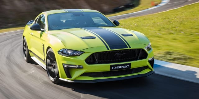 Ford Mustang continues to dominate international sports car market