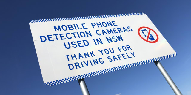 Queensland mobile phone and seatbelt detection cameras start today