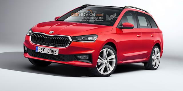 New Skoda Fabia wagon confirmed for 2023, Australian arm keen