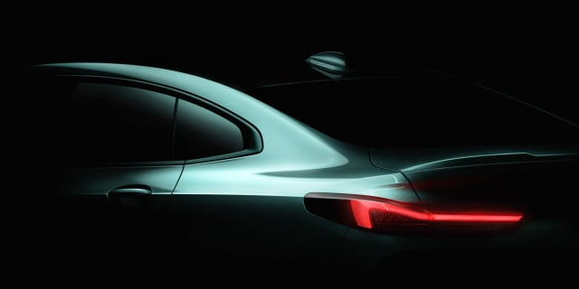 2020 BMW 2 Series Gran Coupe teased