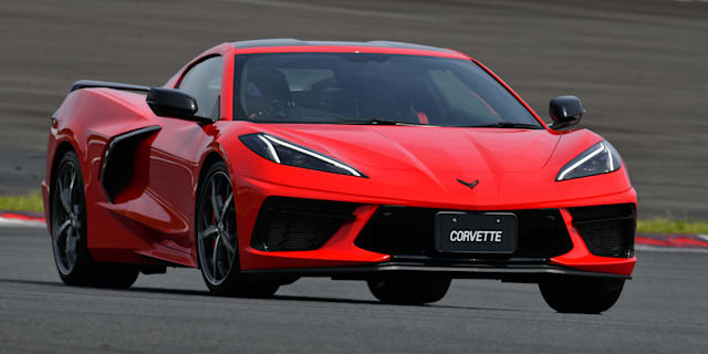 Chevrolet Corvette sold out before the first one lands in Australia