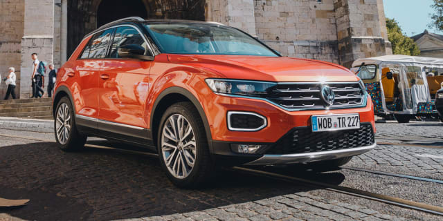 2021 VW T-Roc 110TSI price and specs; T-Cross 110TSI not happening