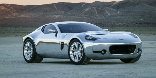 Design Review: Ford GR-1 Concept (2004-2005)
