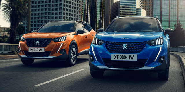 2020 Peugeot 2008 revealed