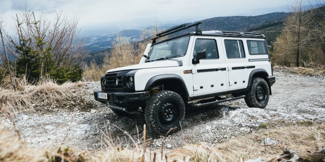 Land Rover Defender-inspired Ineos Grenadier delayed, as off-road testing continues