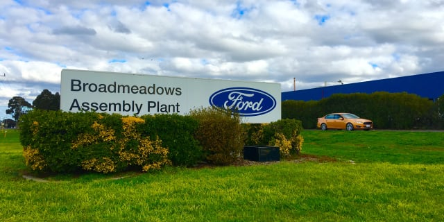 Ford sells Broadmeadows and Geelong factories for undisclosed sum