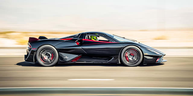 SSC Tuatara did not break 500km/h barrier in 2020, manufacturer finally concedes