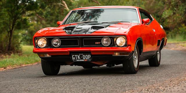 Australian Modern Classic: 1974 Ford Falcon XB GT Hardtop