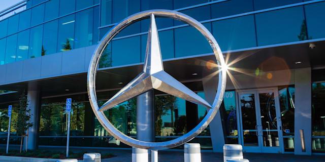 Mercedes-Benz preparing to axe 10,000 jobs