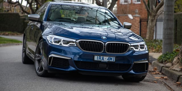2020 BMW M550i xDrive Pure review