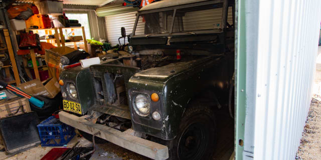 Project Cars: 1971 Land Rover Series IIA – Update