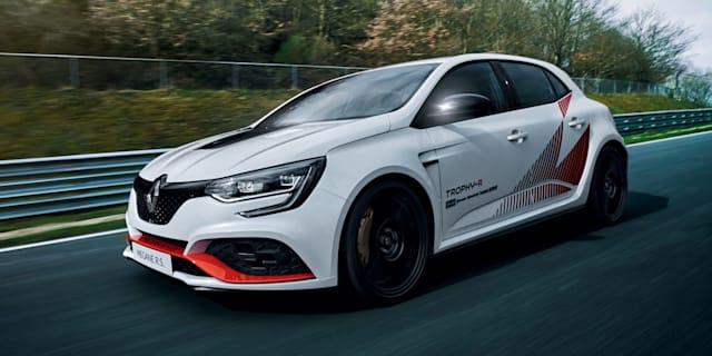 2020 Renault Megane RS Trophy-R revealed, Australian launch confirmed