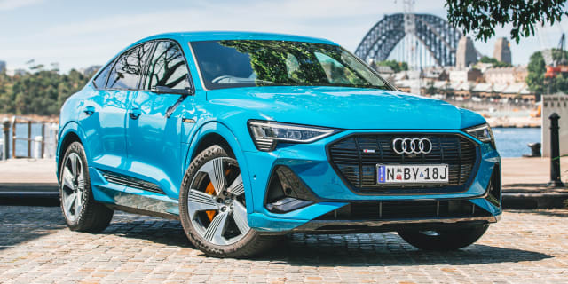 2020 Audi E-Tron Sportback review: 55 Quattro First Edition