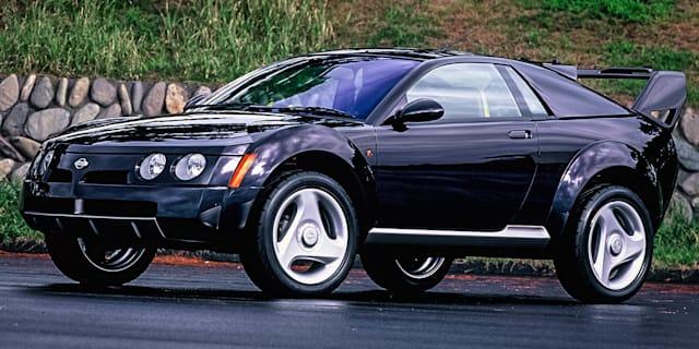 Design Review: Nissan Trail Runner Concept (1997)