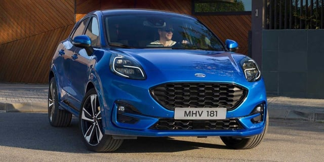 2020 Ford Puma revealed, not for Oz