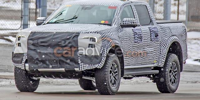 2022 Ford Ranger Raptor to get twin-turbo V6 petrol in the US, Australia could get turbo diesel V6