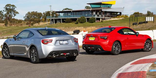 一个时代的终结:丰田86和斯巴鲁BRZ跑车在澳大利亚销售一空,新款进站