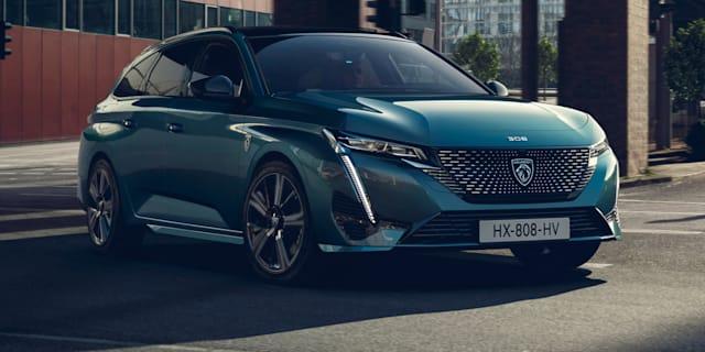 2022年标致308 SW轿车透露,澳大利亚推出确认2022年