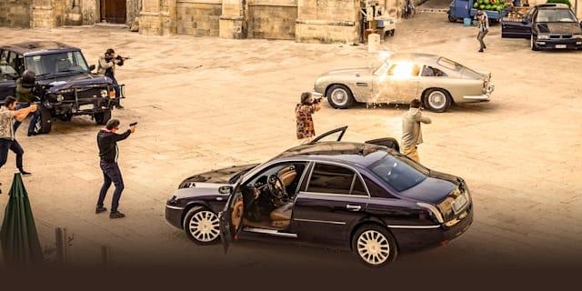 Aston Martin: No Time To Die