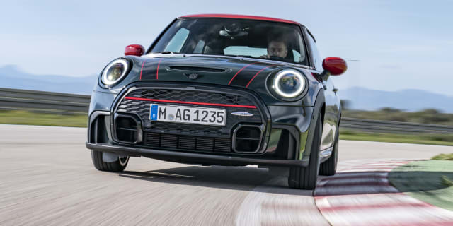 2021 Mini John Cooper Works hatch revealed, Australian launch by October