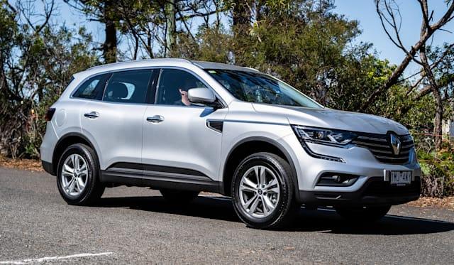2020 Renault Koleos Zen X-tronic (4x2) review
