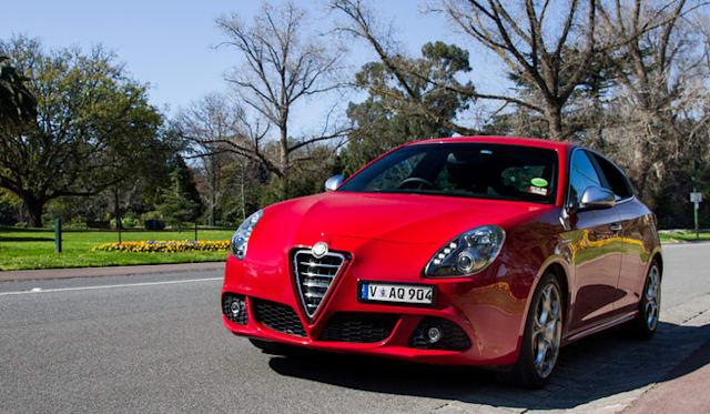 2015 Alfa Romeo Giulietta Quadrifoglio Verde review