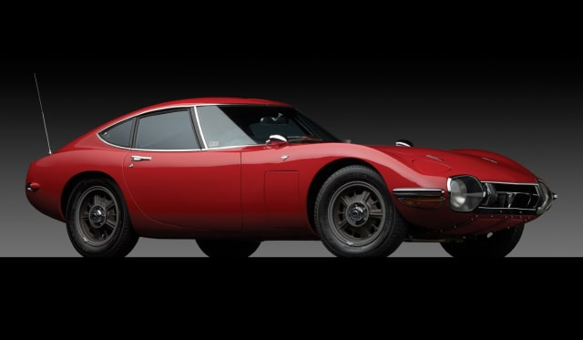 Design Review: Toyota 2000GT (1967-1970)