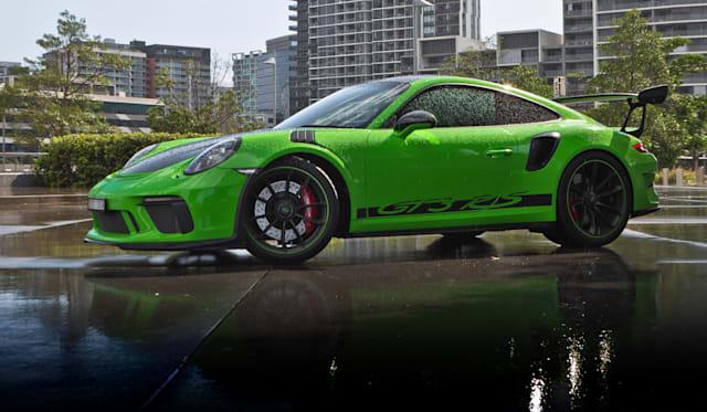 2019 Porsche 911 GT3 RS review