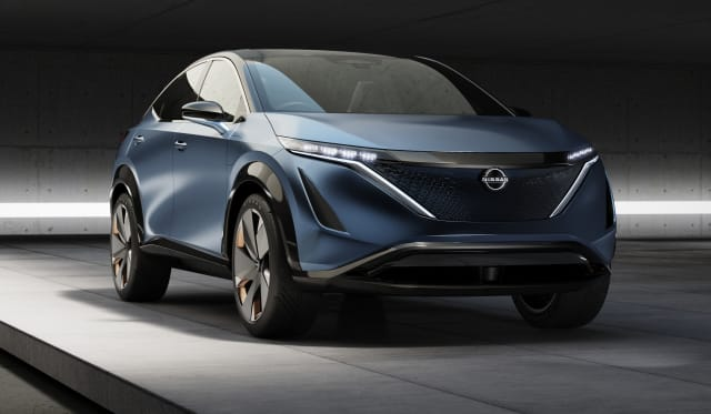 Nissan Ariya concept: Here's why all electric SUVs are going to look like this