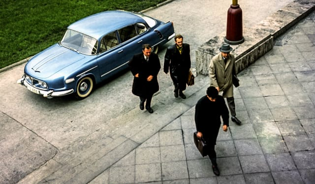 Cars You Didn't Know You Want: Tatra 603
