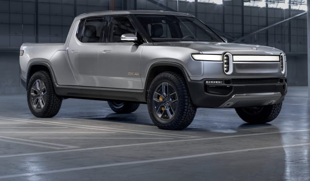 Rivian electric ute and SUV planned for Australia as early as 2022