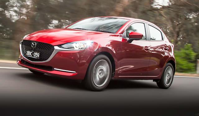 2020 Mazda 2 Walkaround