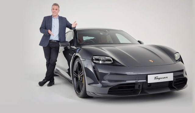 Video: Porsche Taycan arrives in Australia