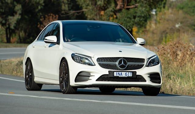 2019 Mercedes-Benz C300 sedan review
