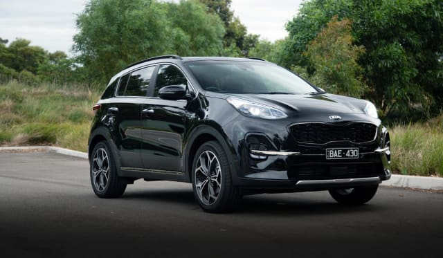 Video: 2021 Kia Sportage GT-Line long-termer introduction