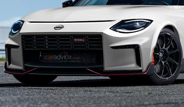 Nismo 400Z rendered: Imagining Nissan