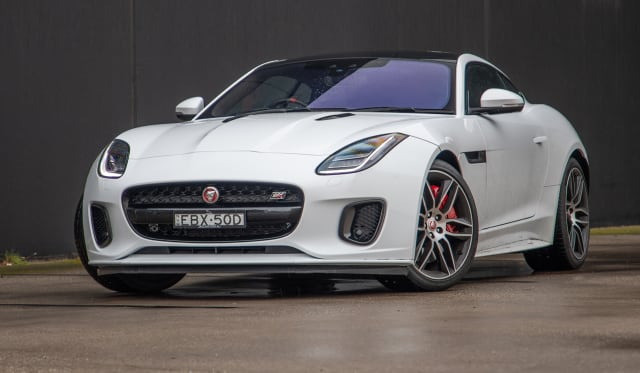 2020 Jaguar F-Type review: P380 Chequered Flag
