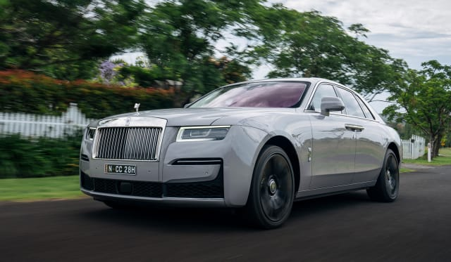 Video: 2020 Rolls Royce Ghost review – Australian first drive