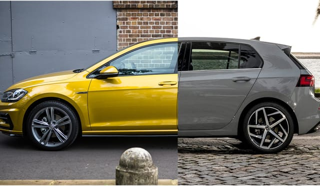 Spec shootout: 2021 Volkswagen Golf Mk8 v 2020 Volkswagen Golf Mk7.5