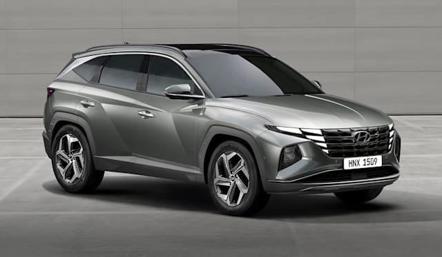 Video: 2021 Hyundai Tucson walkaround