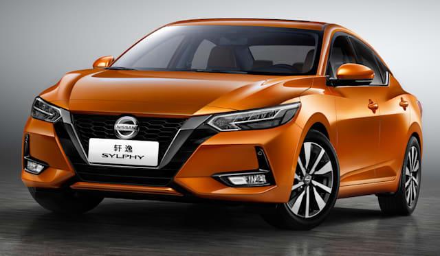 Nissan Sylphy: Pulsar-class sedan unveiled, won